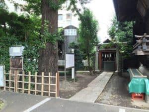 横山神社(横山党)