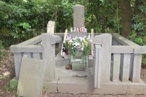 三浦義意の墓