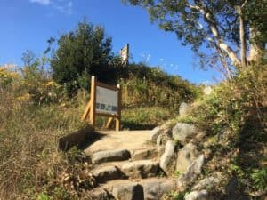 長浜城の虎口