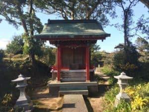 長浜城の神社