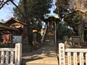 岩槻城・愛宕神社
