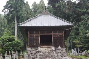 福島正則の墓