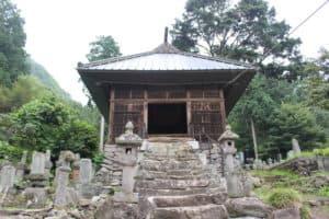 福島正則の霊廟