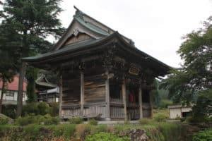 岩松院の山門