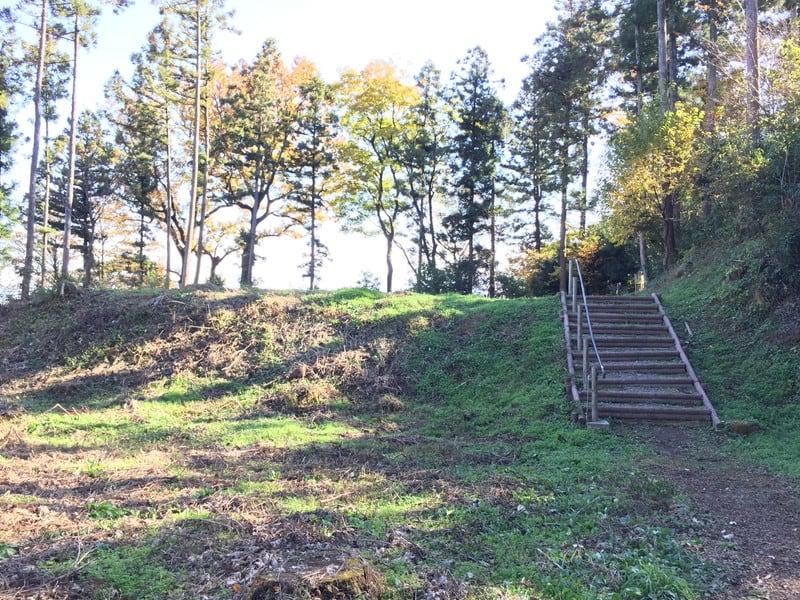 箕輪城~素晴らしい空堀などが残る戦国時代における群馬の拠点
