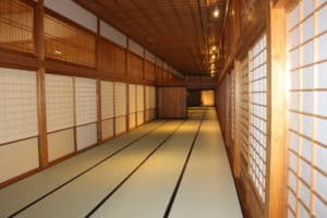 佐賀城の本丸御殿