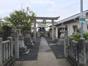 宇賀貴船神社