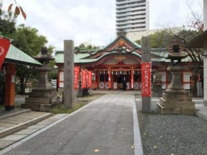 玉造稲荷神社
