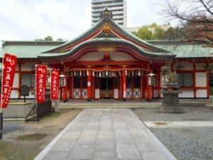 豊津稲荷神社