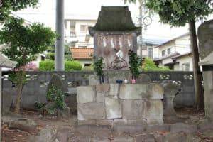 吉弘統幸の墓