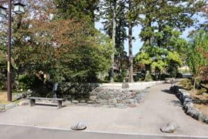 朝倉義景の墓所
