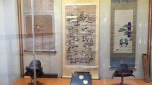 小山城の展示物