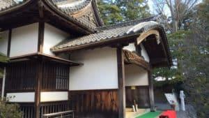 掛川城・御殿