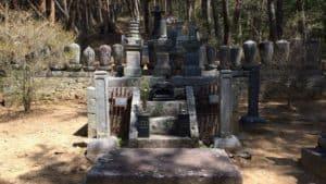 真田信綱の墓