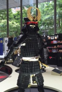 徳川家康の甲冑