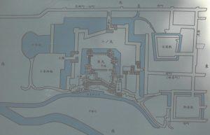 上田城の堀