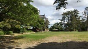 吉田城の本丸