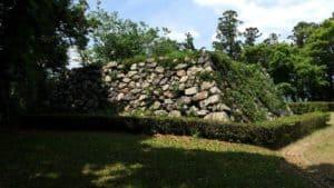 二俣城の天守台