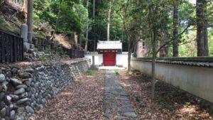 松平信康の墓