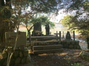 馬場信春(馬場信房)の墓