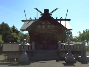 小山田神明神社