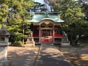 浜松東照宮