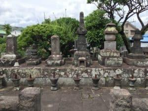 大久保忠世の墓