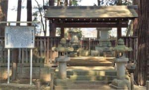 柳沢吉保の墓