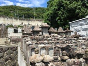 櫻井信忠の墓