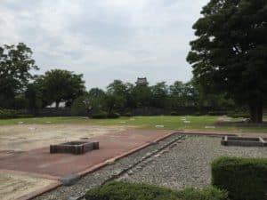 松本城・三の丸跡