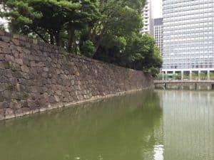 和田倉門の石垣