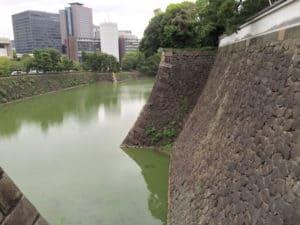 江戸城の石垣