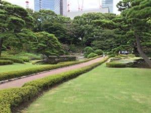 江戸城の二の丸
