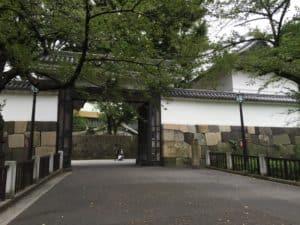 田安門の高麗門