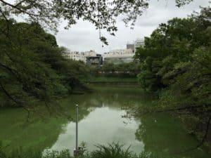 江戸城の水堀