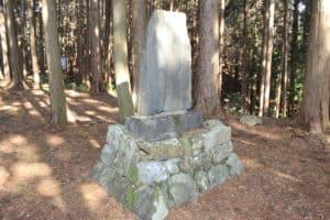 柿本城の本丸