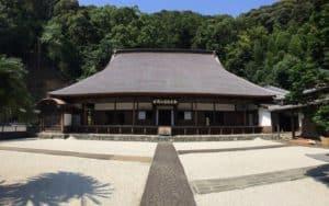臨済寺の本堂