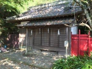 久能山東照宮の番所
