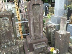 野村瓜州の墓