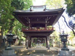 狛江の泉龍禅寺(泉龍寺)