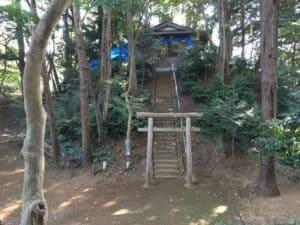 武蔵・沢山城(三輪城)