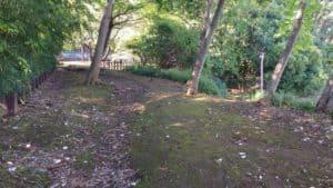 小田屋敷跡
