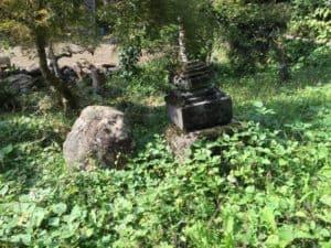 笠原清繁夫人の墓