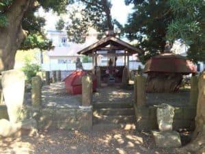 太田道灌の墓(洞昌院)