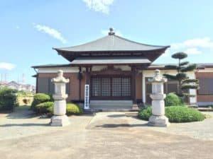 南蓮寺(太田道灌菩提寺)