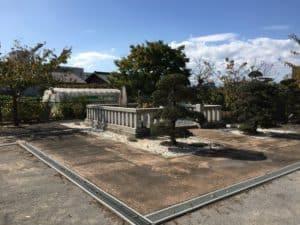 太田道灌の首塚