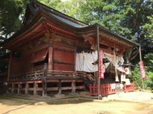 三芳野神社