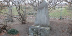 長純寺の長野業政墓所
