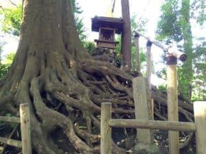 石神井公園の姫塚