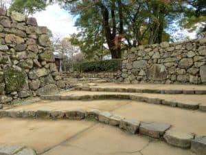 彦根城の鐘の丸入口